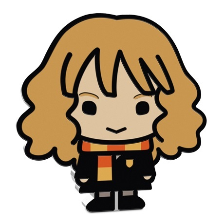 (W160.200.2020.30-00992) 2 Dollars Niue 2020 1 once argent BE - Chibi Hermione Granger Revers