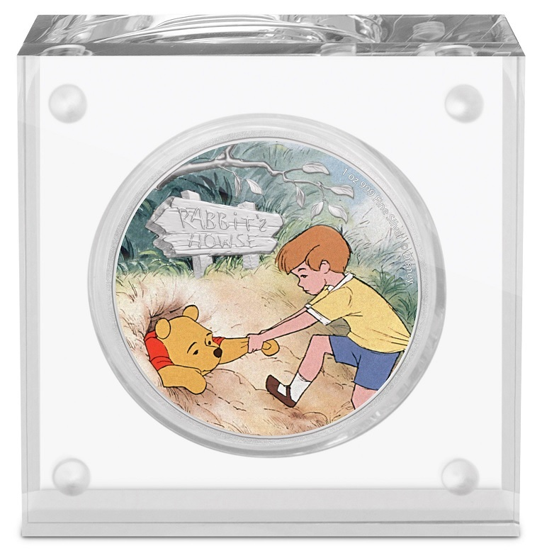 (W160.200.2020.30-01006) 2 Dollars Niue 2020 1 oz Proof silver - Pooh and Christopher (base) (zoom)