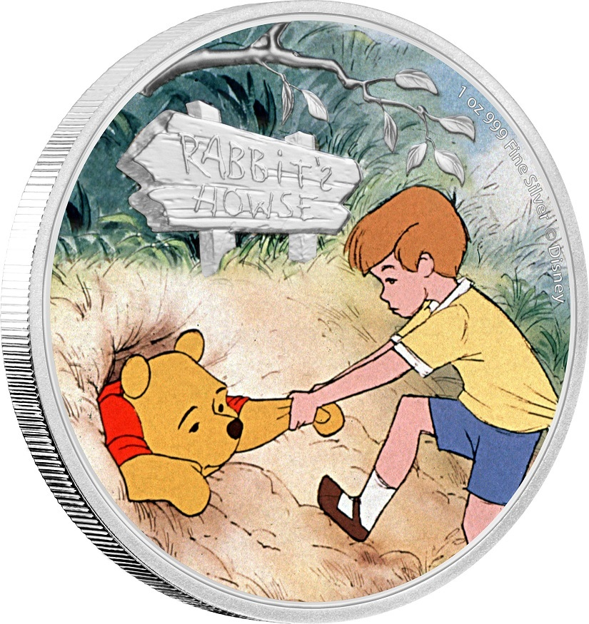 (W160.200.2020.30-01006) 2 Dollars Niue 2020 1 oz Proof silver - Pooh and Christopher (edge) (zoom)