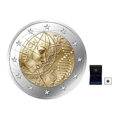 2 euro commémorative France 2020 BE - Recherche médicale
