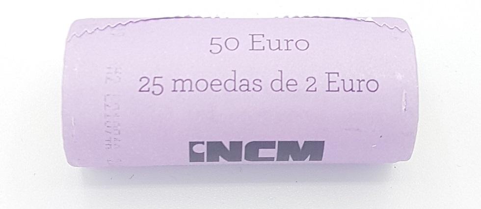 2 euro roll Portugal 2020 - ONU (zoom)