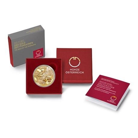 (EUR01.ComBU&BE.2020.10000.BE.24609) 100 euro Autriche 2020 Au BE - Or des pharaons (écrin)