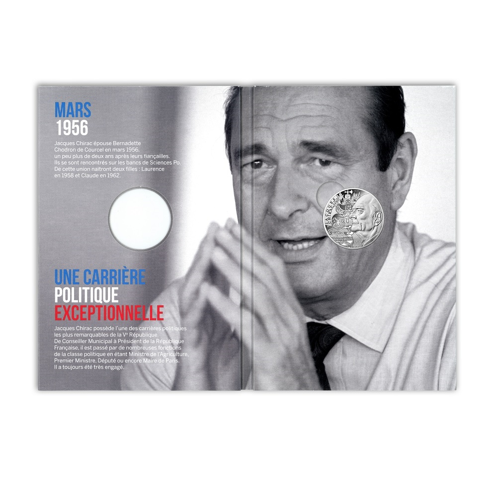 (EUR07.1000.2020.10041349410005) 10 euro France 2020 Ag - Jacques Chirac (inside) (zoom)