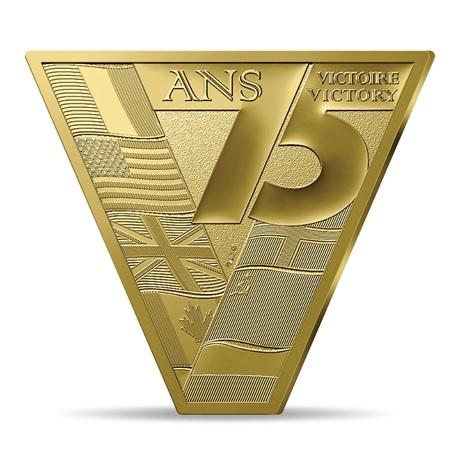 (EUR07.ComBU&BE.2020.10041343950000) 200 euro France 2020 or BE - Victoire et paix Revers