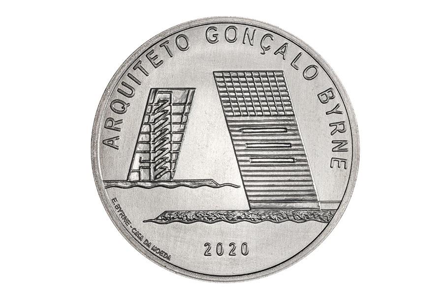 (EUR15.750.2020.12500509) 7.5 euro Portugal 2020 - Gonçalo Byrne Reverse (zoom)