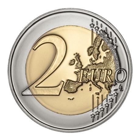 (EUR15.ComBU&BE.2020.1022072) 2 euro Portugal 2020 BU - ONU Revers