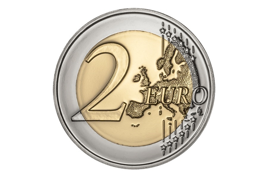 (EUR15.ComBU&BE.2020.1022072) 2 euro Portugal 2020 BU - United Nations Reverse (zoom)