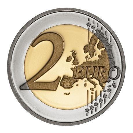 (EUR15.ComBU&BE.2020.1022075) 2 euro Portugal 2020 BE - ONU Revers