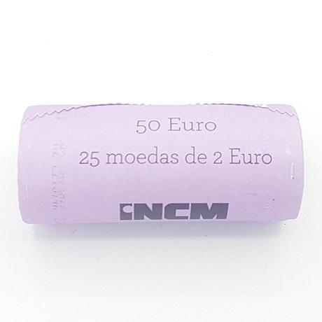 Rouleau 2 euro Portugal 2020 - ONU