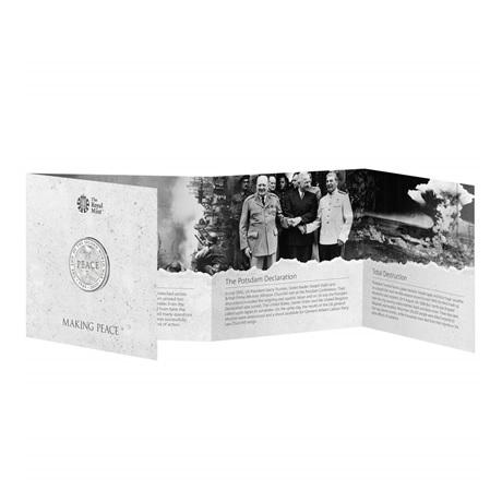(W185.500.2020.UK20EWBU) 5 Pounds Paix 2020 BU (packaging)