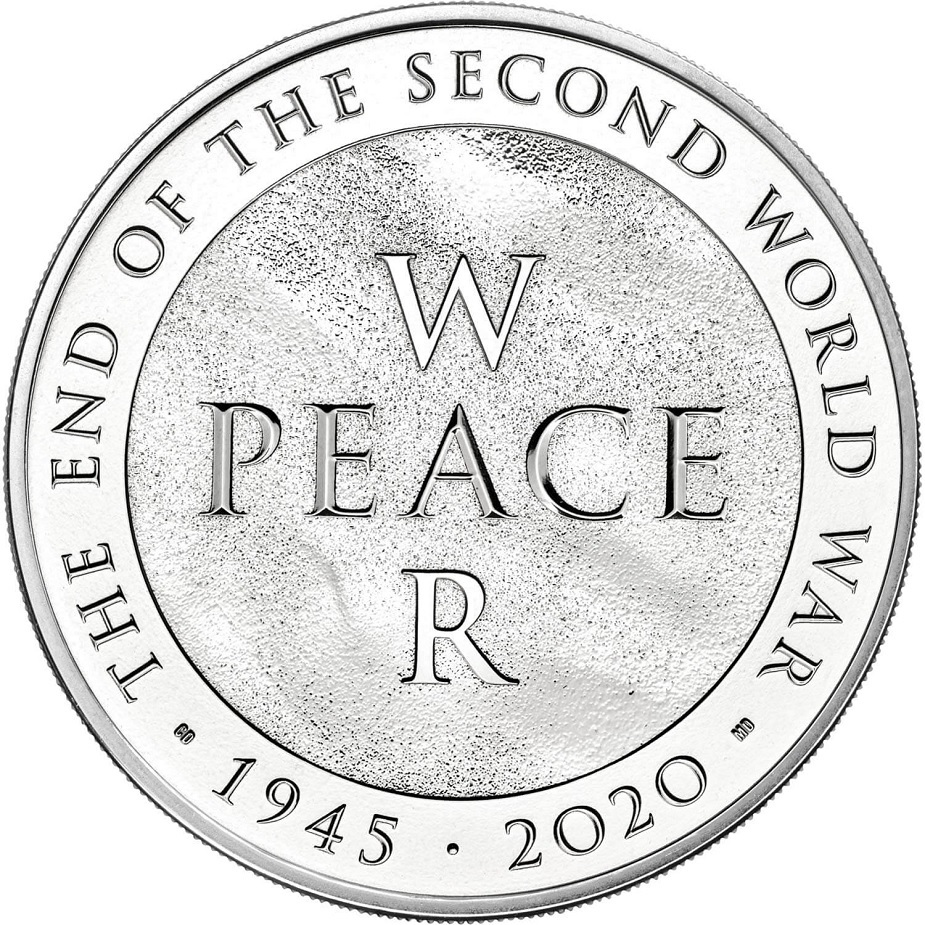 (W185.500.2020.UK20EWBU) 5 Pounds Peace 2020 BU Reverse (zoom)