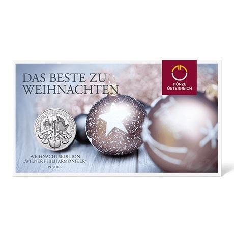 (EUR01.150.2015.21374) 1,50 euro Autriche 2015 1 oz Ag - Philharmonique (packaging)