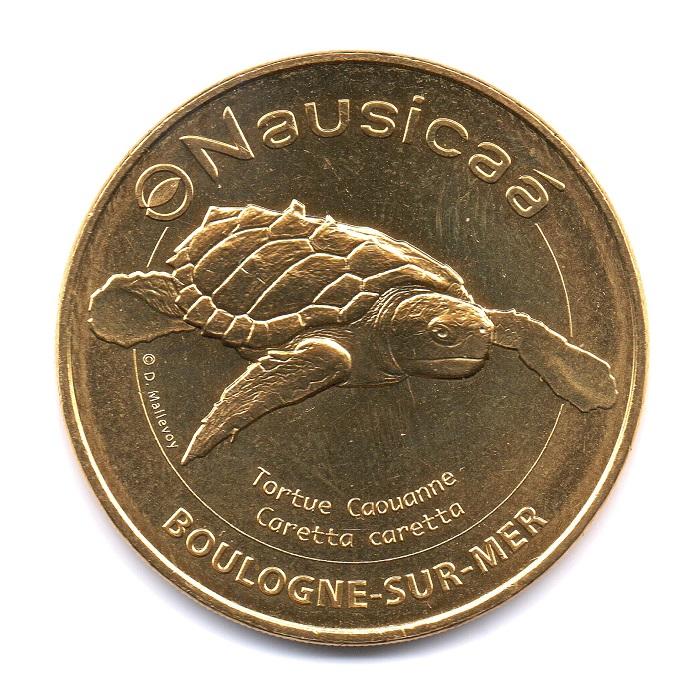 (FMED.Méd.tourist.2020.CuAlNi.50.2.sup.spl.000000001) Loggerhead sea turtle Obverse (zoom)