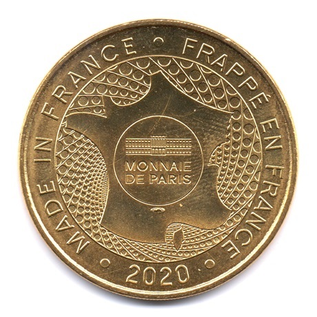 (FMED.Méd.tourist.2020.CuAlNi.50.2.sup.spl.000000001) Nausicaá (tortue caouanne) Revers