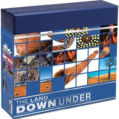 (W017.1.D.2013.131227DAAA) 1 Dollar Australia 2013 1 oz Proof Ag - Didgeridoo (box) (zoom)