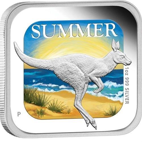 (W017.1.D.2013.13T37AAA) 1 Dollar Australia 2013 1 ounce Proof silver - Summer Reverse (zoom)