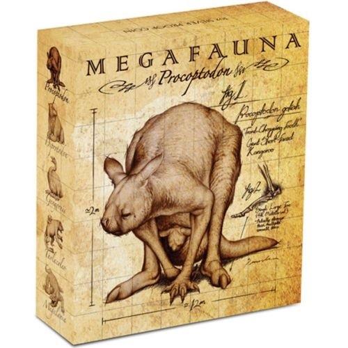 (W017.1.D.2013.13U09AAA) 1 Dollar Australia 2013 1 oz Proof Ag - Procoptodon (box) (zoom)