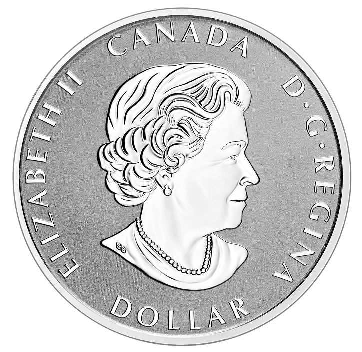 (W037.1.D.2021.179014) 1 Dollar Peace 2021 - Proof silver Obverse (zoom)