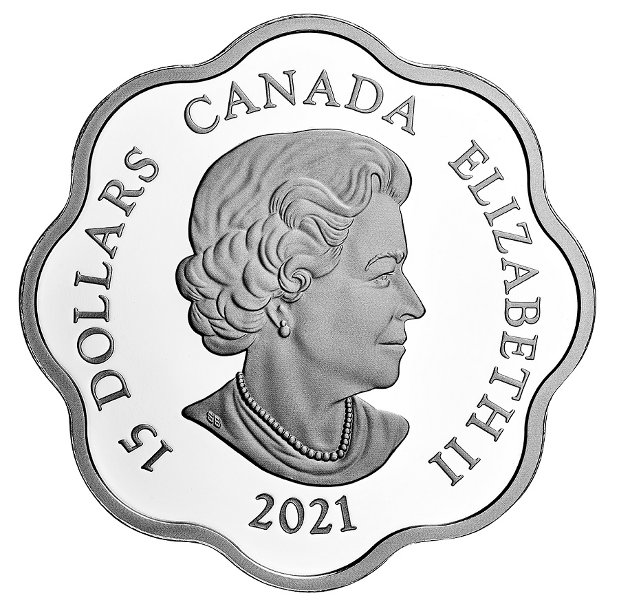 (W037.15.D.2021.109614) 15 Dollars Year of the Ox 2021 - Proof silver Obverse (zoom)