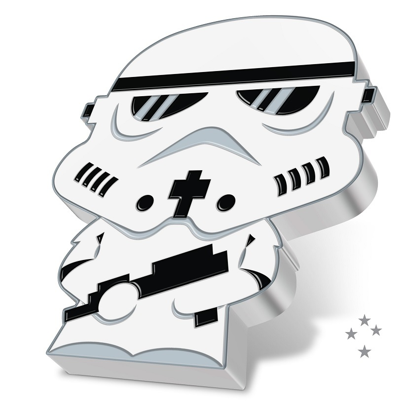 (W160.200.2020.30-01016) 2 Dollars Niue 2020 1 oz Proof silver - Chibi Stormtrooper (edge) (zoom)