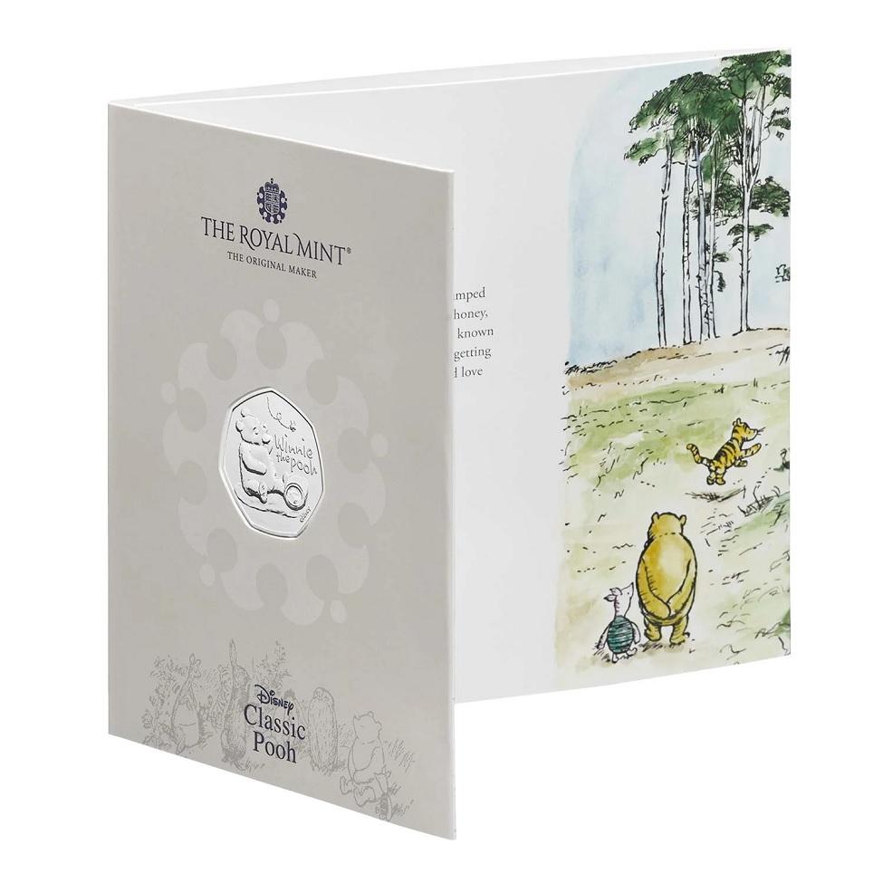(W185.50.P.2020.UK20WPBU) 50 Pence Winnie the Pooh 2020 BU (packaging) (zoom)