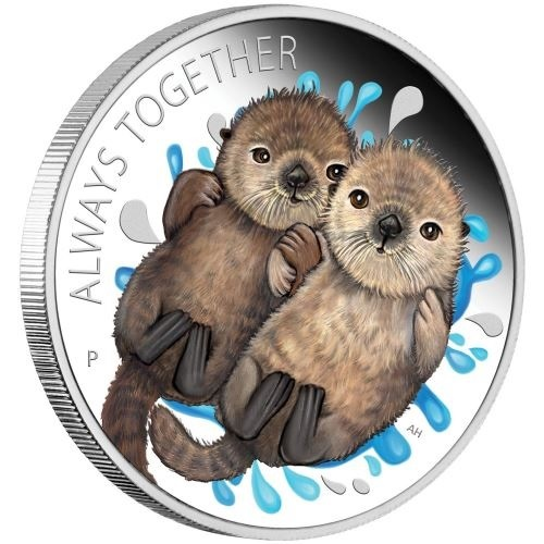 (W228.1.50.C.2020.20C26AAA) 50 Cents Tuvalu 2020 0.50 oz Proof silver - Always together Reverse (zoom)