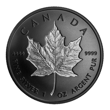 (W037.20.D.2020.177825) 20 Dollars Canada 2020 1 once argent BE - Feuille érable Revers