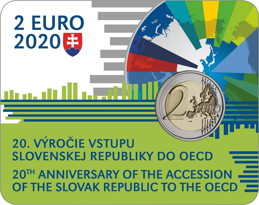 (EUR17.ComBU&BE.2020.501463) 2 euro Slovakia 2020 BU - OECD Front (zoom)