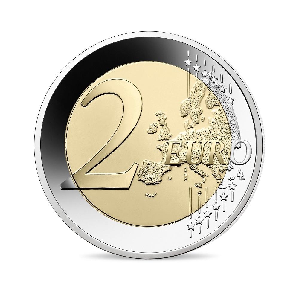 (EUR07.ComBU&BE.2021.10041355030000) 2 euro France 2021 Proof - UNICEF Reverse (zoom)
