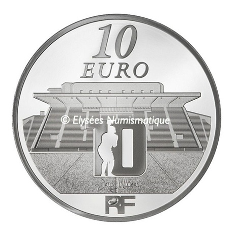 (EUR07.ComBU&BE.2012.1000.BE.10041275520000) 10 euro France 2012 argent BE - RCT Revers