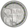 50 euro France 2012 argent BE - Patrimoine egyptien Avers