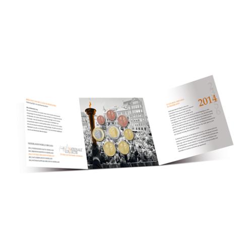 Coffret BU Pays-Bas 2014 (visuel complémentaire)