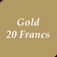 20 Francs or