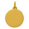 (FMED.Méd.couMdP.Au1) Médaille de cou or - []Dessine-moi un mouton[] Revers