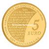 5 euro France 2009 or BE - Semeuse Revers