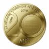 (FMED.Méd.souv.2016.CuAlNi2.1) Jeton touristique - Monnaie de Paris (revers commémoratif) Revers
