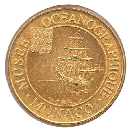 (FMED.Méd.tourist.2007.CuAlNi.12.1.8.sup.spl.000000001) Musée océanographique de Monaco Avers