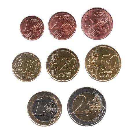 (LOT.EUR04.001to200.2019.1.spl.000000002) Série 1 cent à 2 euro Chypre 2019 Revers