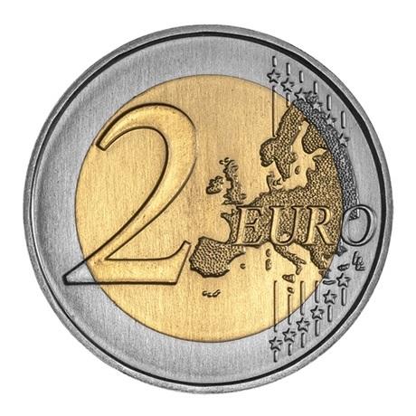 (EUR15.200.2020.12500502) 2 euro commémorative Portugal 2020 - ONU Revers
