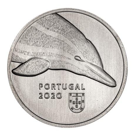 (EUR15.500.2020.12500511) 5 euro Portugal 2020 - Dauphin Avers