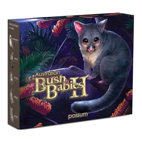(W017.50.C.2013.13S87AAA) 50 Cents Australie 2013 0,50 oz Ag BE - Opossum (boîte)