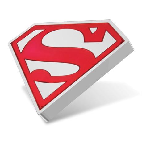 (W160.2.D.2021.30-01067) 2 Dollars Niue 2021 1 once argent BE - Logo de Superman Revers