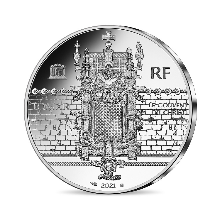 (EUR07.Proof.2021.10041355470000) 10 euro France 2021 Proof silver - Magellan Reverse (zoom)