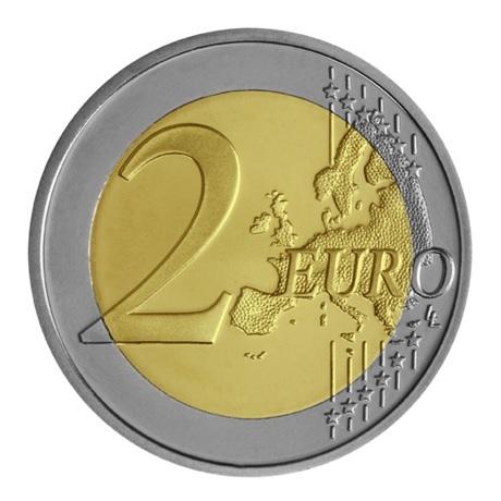 (EUR08.ComBU&BE.2021.200.BE.COM1) 2 euro Grèce 2021 BE - Révolution grecque Revers