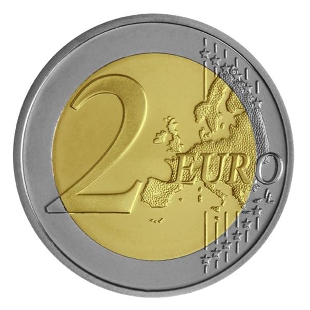 (EUR08.ComBU&BE.2021.200.BE.COM1) 2 euro Greece 2021 Proof - Greek revolution Reverse (zoom)