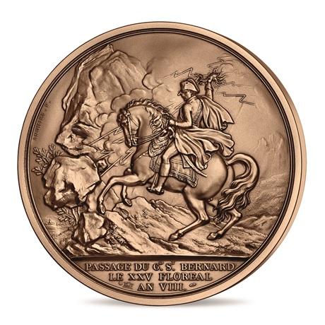 (FMED.Méd.MdP.n.d._2021_.100113587700P0) Médaille bronze - Napoléon Avers
