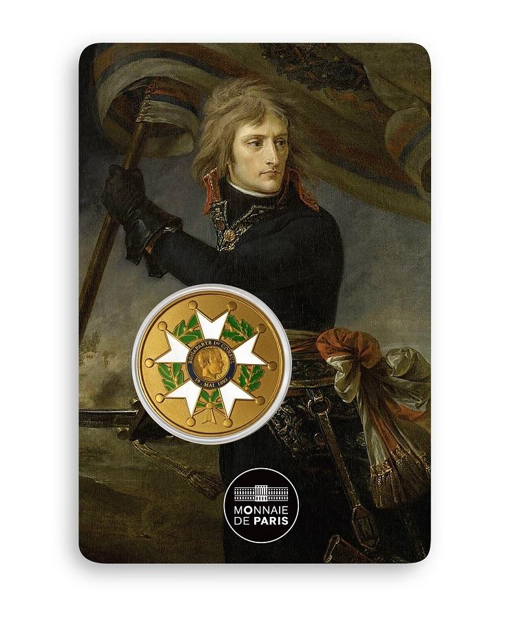 (FMED.Méd.event.2021.10011358360000) Event token - Legion of Honour Front (zoom)