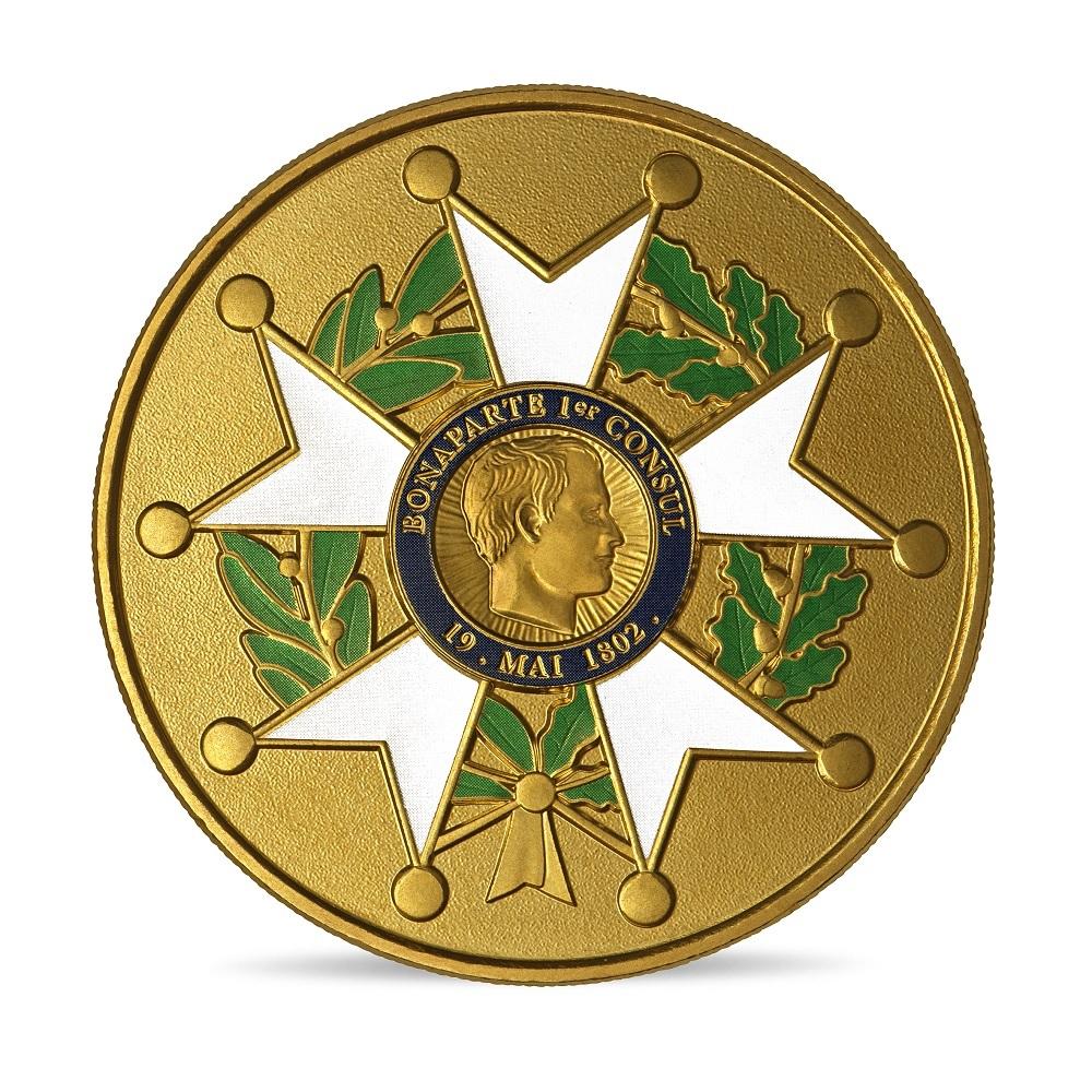 (FMED.Méd.event.2021.10011358360000) Event token - Legion of Honour Obverse (zoom)