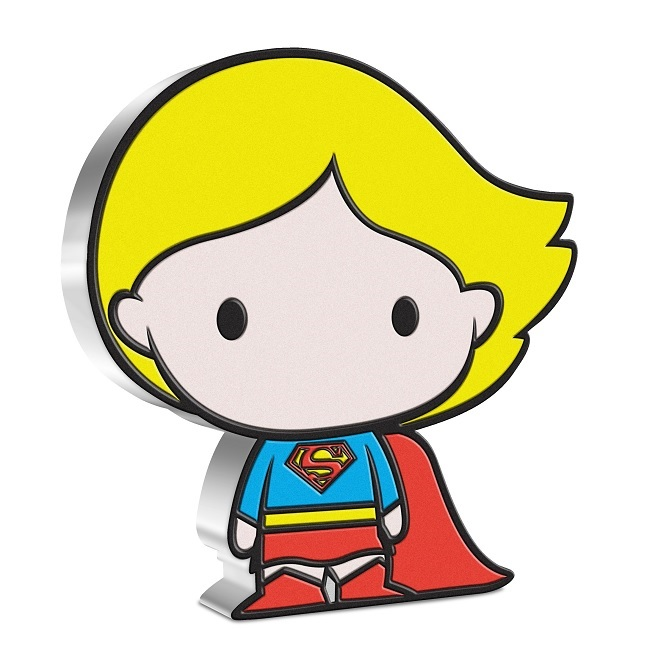 (W160.2.D.2021.30-01059) 2 Dollars Niue 2021 1 oz Proof silver - Chibi Supergirl Reverse (zoom)