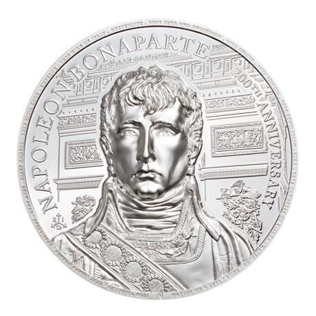 (W191.2.P.2021.29563) 2 Pounds Napoléon 2021 - Argent BE Revers